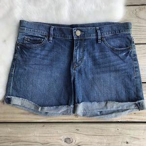 🎉Ann Taylor LOFT cuffed shorts A7